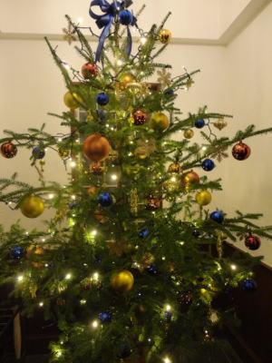 クリスマスツリー2015