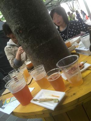 ビール離れ?