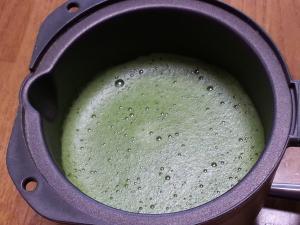 緑茶を丸ごと