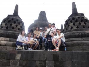 社員旅行2013 インドネシア
