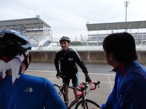 自転車レース(筑波8耐)2012
