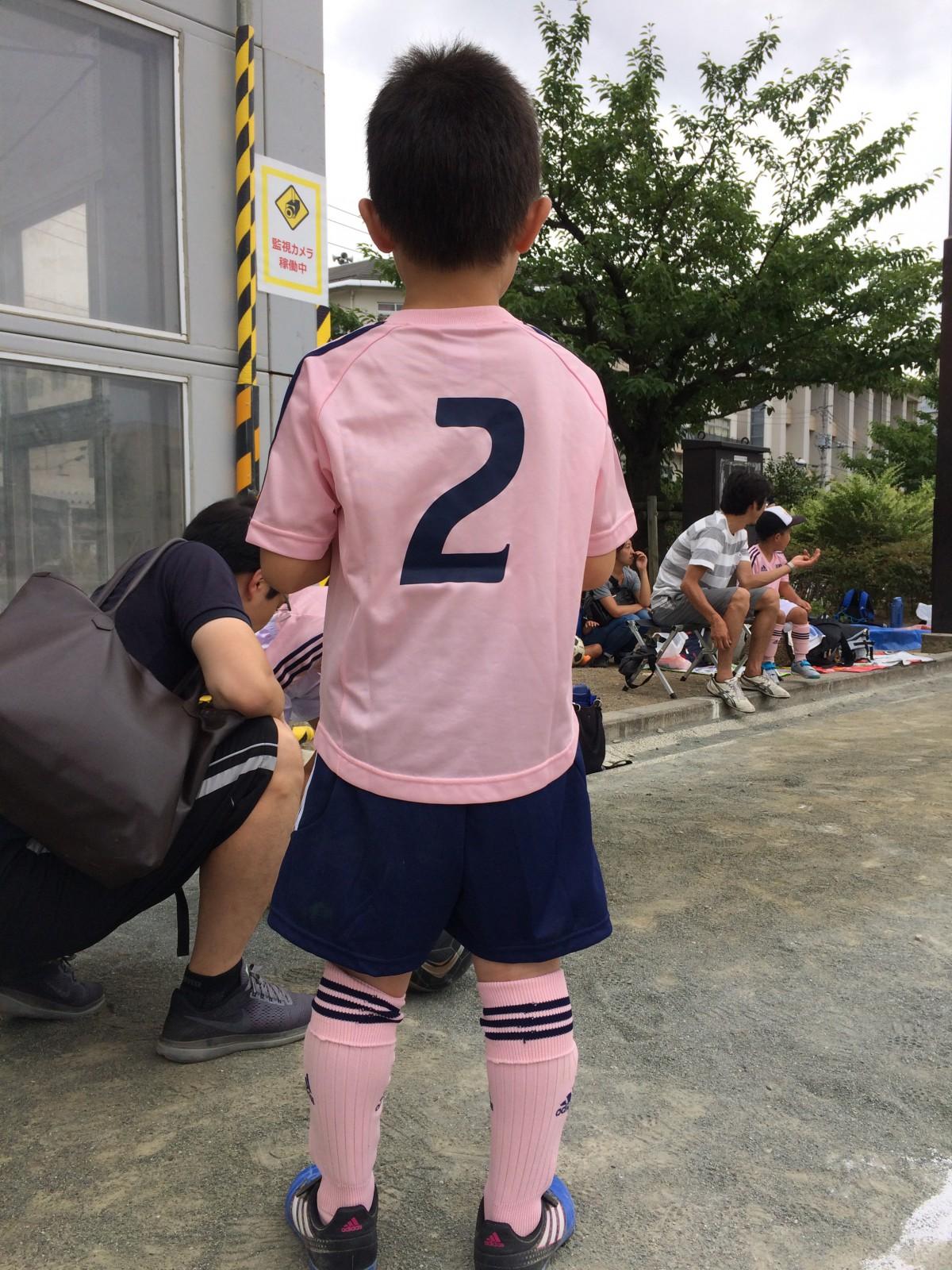 サッカークラブ入部
