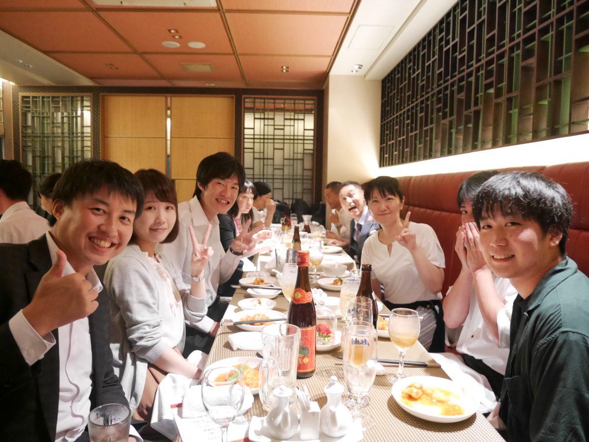 納涼会2019 天厨菜館 渋谷店